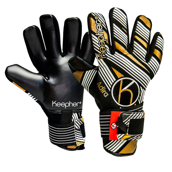 KEEPHER Adira Goalie Gloves - soccergrlprobs