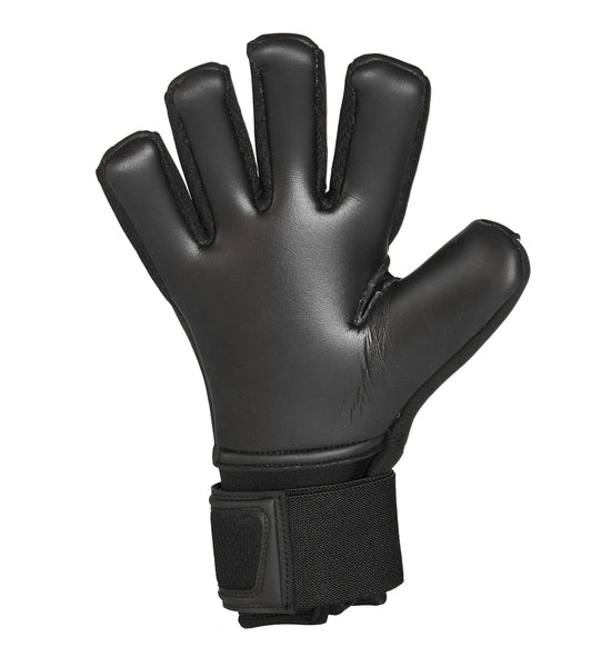 KEEPHER 1991 All Black Gloves - soccergrlprobs