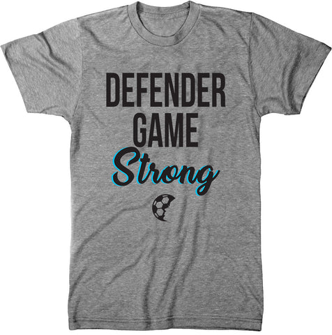 Defender Game Strong T-Shirt