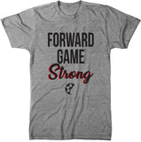 Forward Game Strong T-Shirt - soccergrlprobs