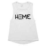 The Field is HOME Muscle Tank - soccergrlprobs