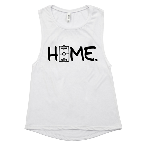 The Field is HOME Muscle Tank