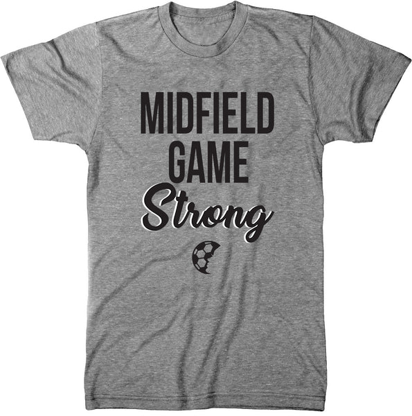 Midfield Game Strong T-Shirt - soccergrlprobs