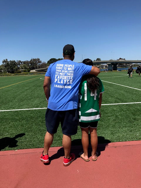 Proud Parent T-Shirt - soccergrlprobs