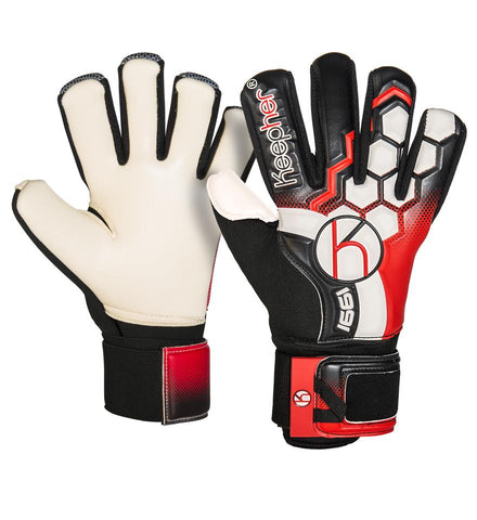 KEEPHER 1991 Red Goalie Gloves
