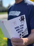 Father's Day Card - soccergrlprobs