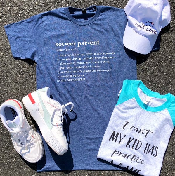 Soccer Parent Definition T-shirt - soccergrlprobs
