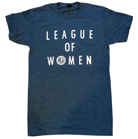League of Women NWSLPA T-Shirt