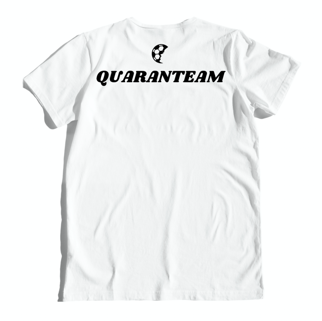 Quaranteam T-Shirt - soccergrlprobs