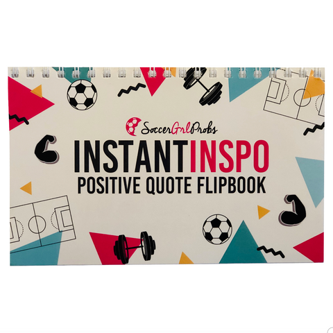 Instant Inspo Positive Quote Flipbook