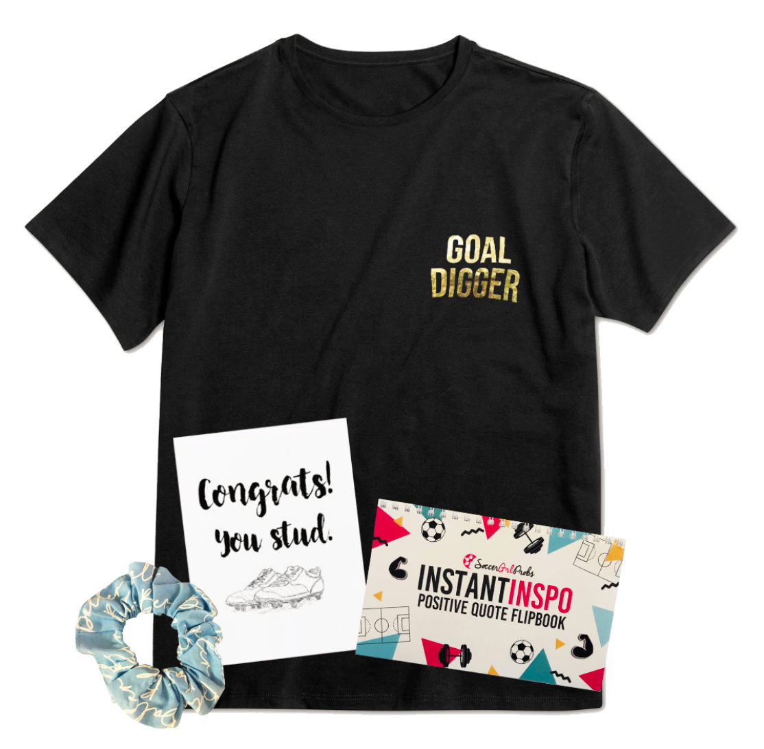Graduation Package - soccergrlprobs