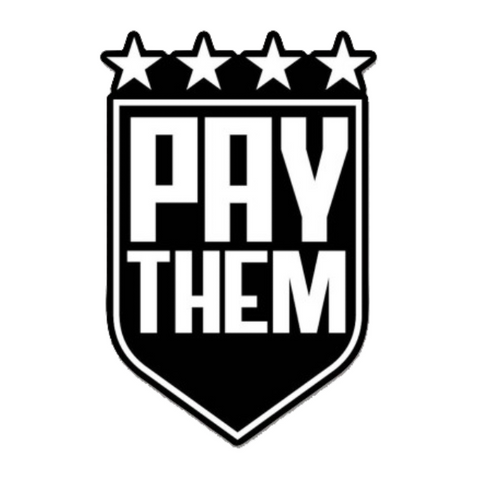 Pay Them Sticker