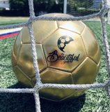 The Beautiful Game Soccer Ball