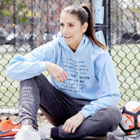 I Can't I Have Soccer UNITY Sweatshirt