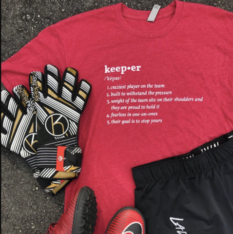 Keeper Definition T-Shirt