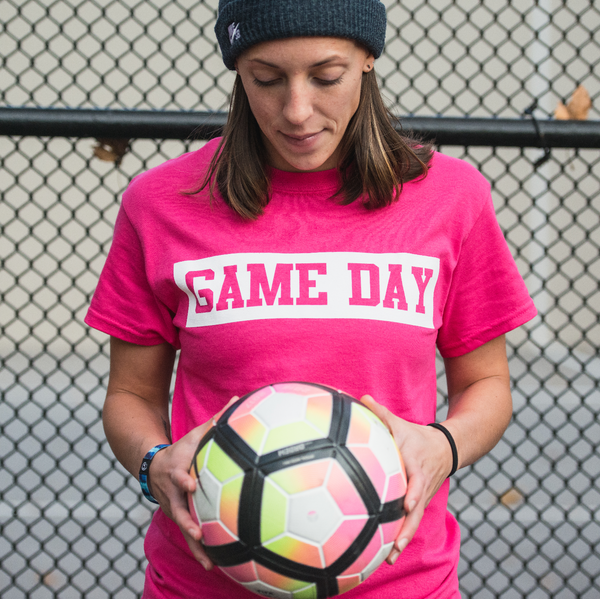 Game Day Breast Cancer T-Shirt
