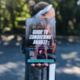 Ladyballer's Guide to Conquering Anxiety Course (Book and Online Program)