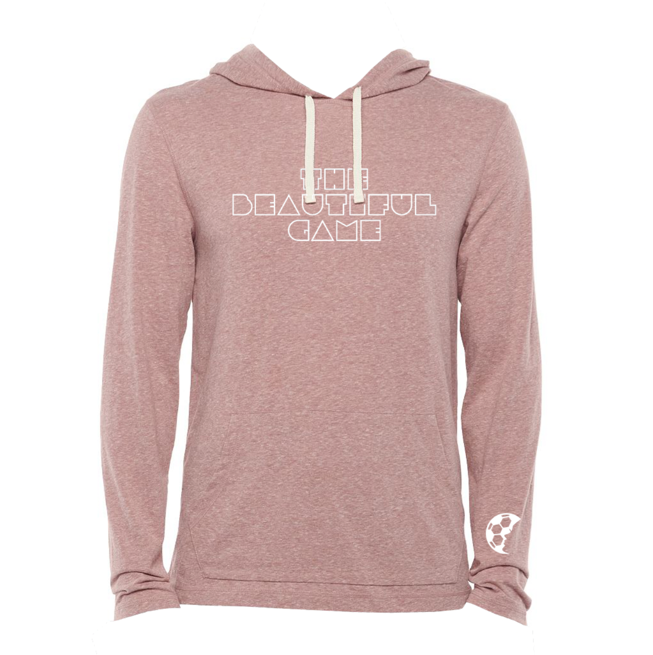 The Beautiful Game Light Weight Pullover