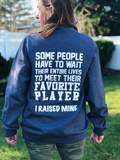 Proud Parent Quarter Zip Sweatshirt