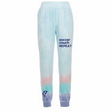 Soccer Couch Repeat Cotton Candy Joggers