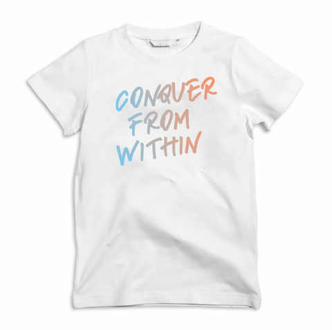 Conquer From Within T-Shirt