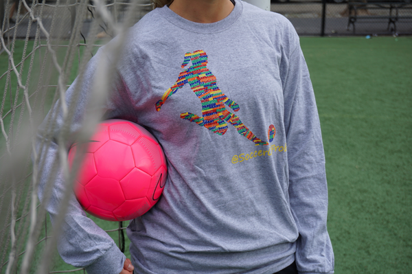 It's Not Sacrifice Long Sleeve T-Shirt - soccergrlprobs