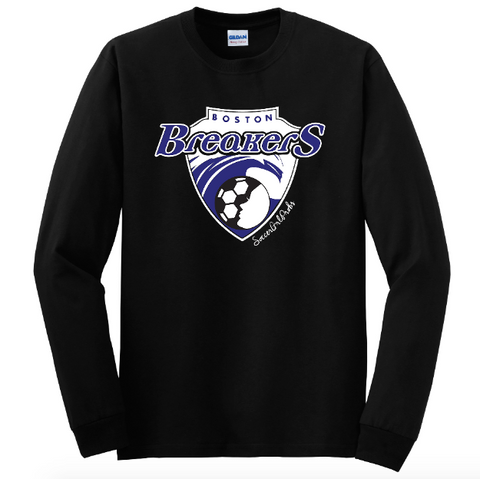 Boston Breaker's Limited Edition SGP Long Sleeve