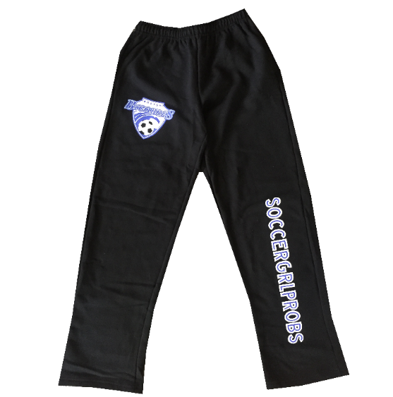 Boston Breaker's Limited Edition SGP Sweatpants! - soccergrlprobs