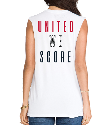 United We Score Olympics Muscle Tank - soccergrlprobs