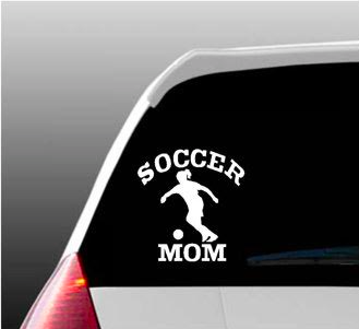 Window Decal Sticker - soccergrlprobs