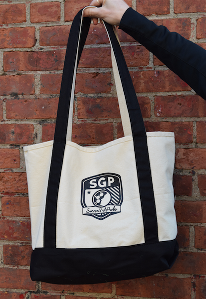 Canvas Tote - soccergrlprobs
