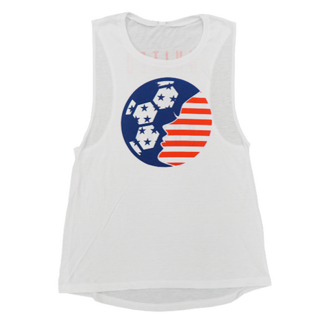 United We Score Olympics Muscle Tank