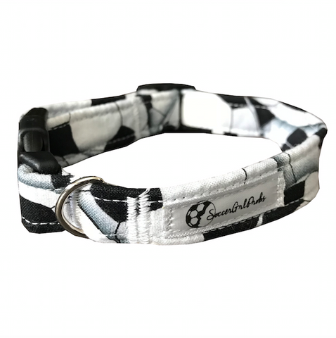 SoccerGrlProbs Dog Collar