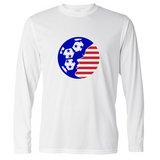 We Believe USA Competitor Long Sleeve Shirt
