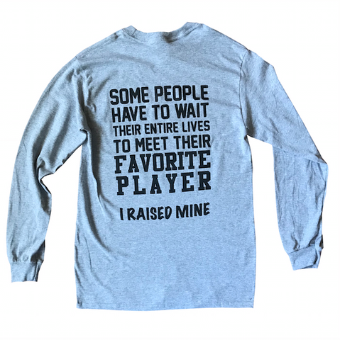 Proud Parent Long Sleeve Shirt