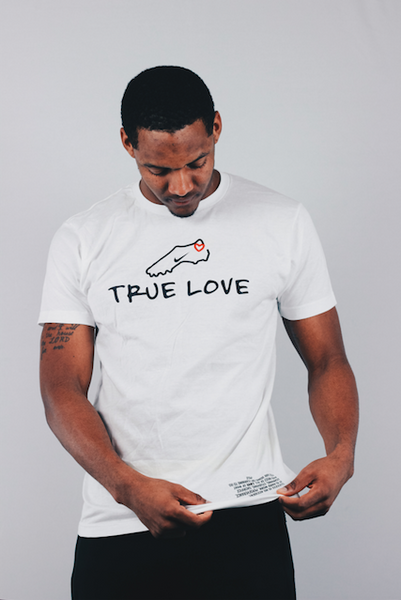 True Love T-Shirt - soccergrlprobs