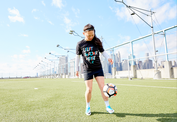 THE GAME CHANGER Nike DriFit T-Shirt - soccergrlprobs