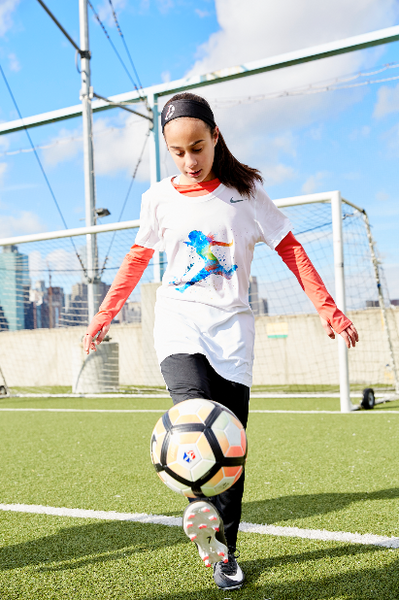 THE CREATOR Nike DriFit T-Shirt - soccergrlprobs