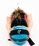Tie Back Moisture Wicking SGP Headband - soccergrlprobs