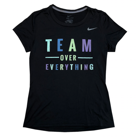 TEAM OVER EVERYTHING Nike DriFit T-Shirt