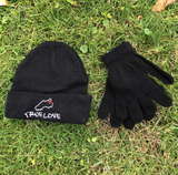 Hat and Glove Combo - soccergrlprobs