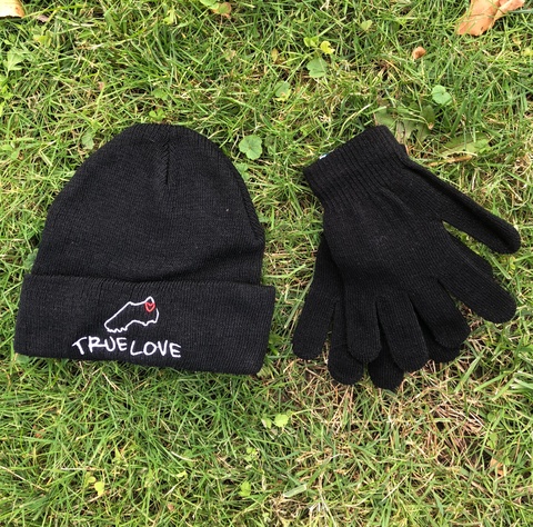 Hat and Glove Combo
