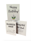 Birthday Card - soccergrlprobs