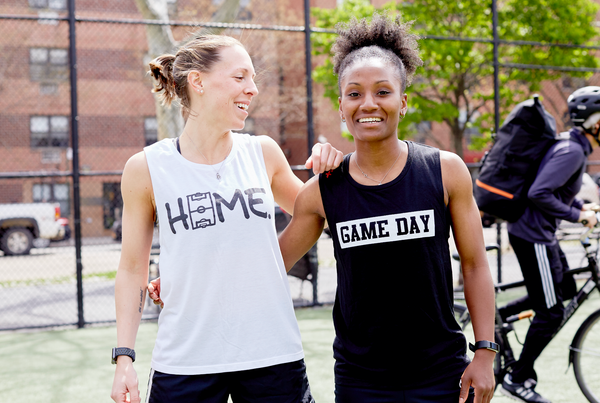 Game Day Muscle Tank - soccergrlprobs