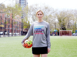 Go Far Together Performance Long Sleeve - soccergrlprobs