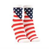 American Flag Socks - soccergrlprobs