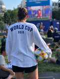 World Cup USA Spirit Jersey - soccergrlprobs