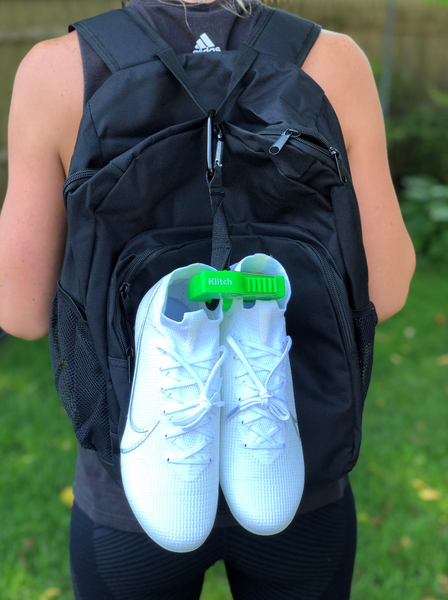 Sneaker and Cleat Clip - soccergrlprobs