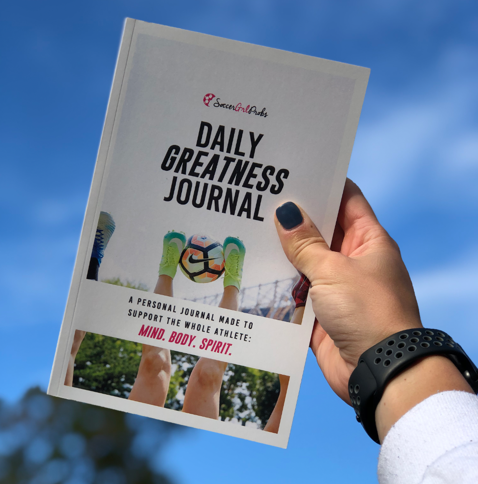 Daily Greatness Journal - soccergrlprobs