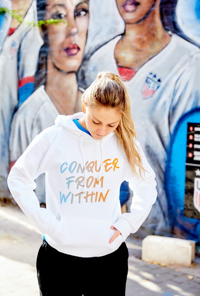 Conquer From Within Hoodie